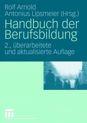 Handbuch Der Berufsbildung 9783531151625