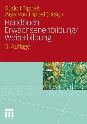 Handbuch Erwachsenenbildung/Weiterbildung 9783531184289