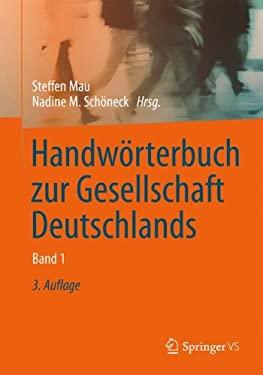 Handw Rterbuch Zur Gesellschaft Deutschlands 9783531176635