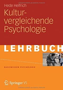 Kulturvergleichende Psychologie 9783531171623