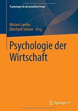 Psychologie Der Wirtschaft 9783531180779