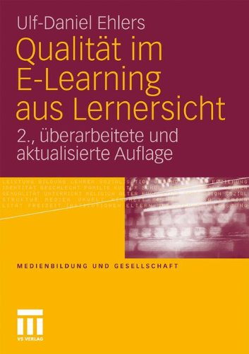 Qualit T Im E-Learning Aus Lernersicht 9783531175898