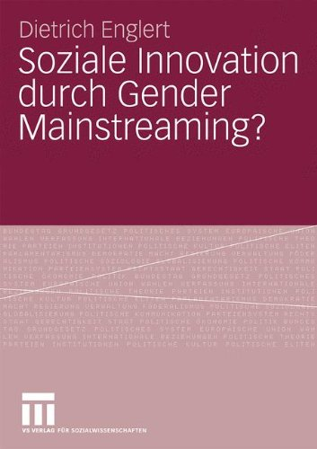 Soziale Innovation Durch Gender Mainstreaming? 9783531162195