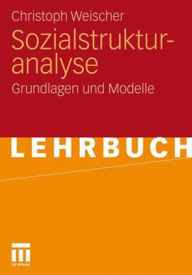 Sozialstrukturanalyse: Grundlagen Und Modelle 9783531177489