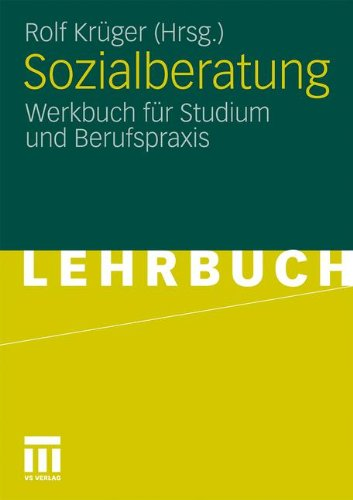 Sozialuber Atung: Werkbuch Fur Studium Und Uber Ufspraxis (2011) 9783531171579