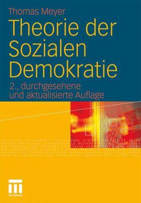 Theorie Der Sozialen Demokratie 9783531181318