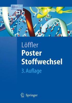 Poster Stoffwechsel 9783540325598
