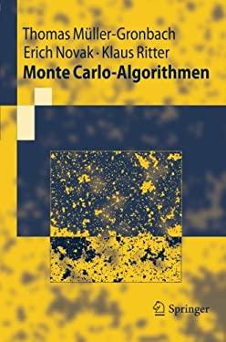 Monte Carlo-Algorithmen 9783540891406