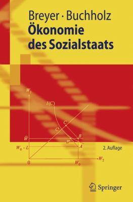 Konomie Des Sozialstaats 9783540877394