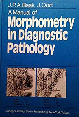 A Manual of Morphometry in Diagnostic Pathology 9783540114314
