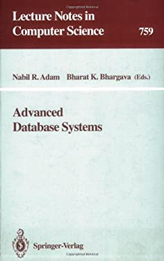 Advanced Database Systems 9783540575078