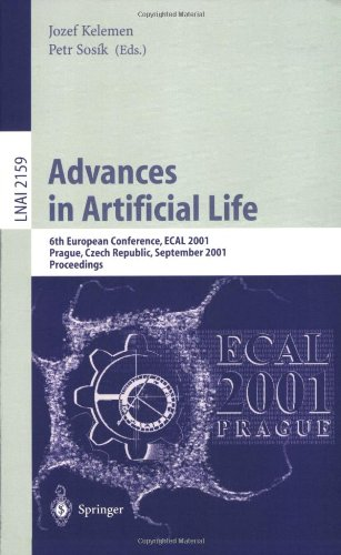 Advances in Artificial Life: 6th European Conference, Ecal 2001, Prague, Czech Republic, September 10-14, 2001. Proceedings 9783540425670