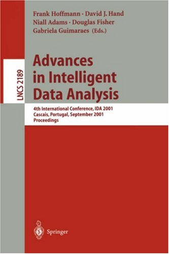 Advances in Intelligent Data Analysis: 4th International Conference, Ida 2001, Cascais, Portugal, September 13-15, 2001. Proceedings 9783540425816