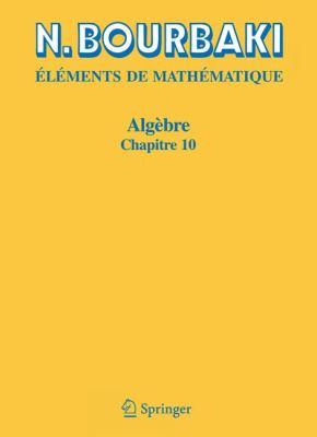 Alg Bre: Chapitre 10. Alg Bre Homologique 9783540344926