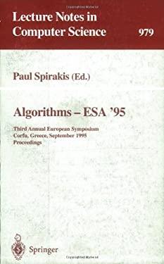 Algorithms - ESA '95: Third Annual European Symposium, Corfu, Greece, September, 25 - 27, 1995. Proceedings