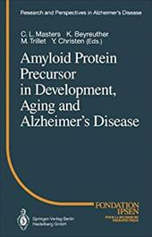 Amyloid Protein Precursor in Development, Aging and Alzheimer's Disease 13155549