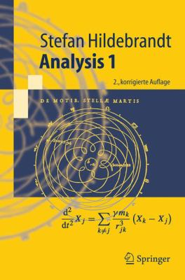 Analysis 1 9783540253686