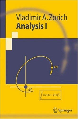 Analysis 1 9783540332770
