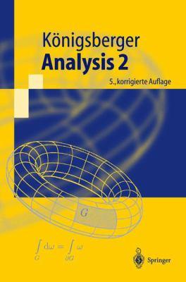 Analysis 2 9783540203896