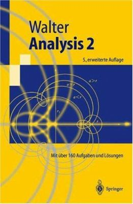 Analysis 2 9783540429531
