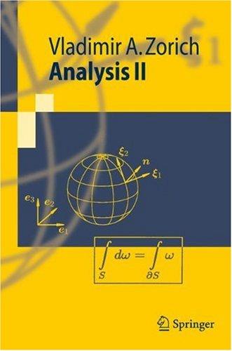 Analysis II 9783540462316