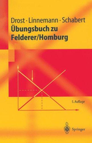 Bungsbuch Zu Felderer/Homburg 9783540439448