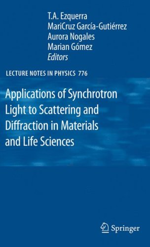 Applications of Synchrotron Light to Scattering and Diffraction in Materials and Life Sciences 9783540959670