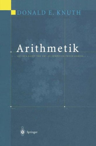 Arithmetik 9783540667452