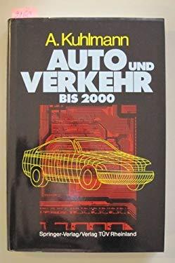 Auto Und Verkehr Bis 2000 9783540137139