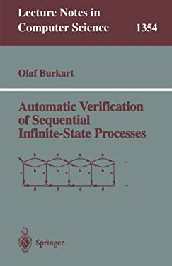 Automatic Verification of Sequential Infinite-State Processes 9783540639824