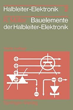 Bauelemente Der Halbleiter-Elektronik 9783540544890