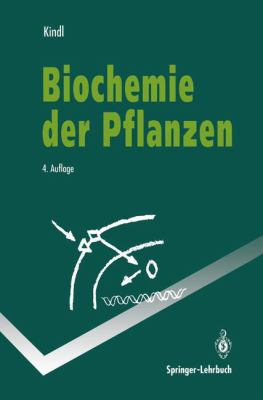 Biochemie Der Pflanzen 9783540573265
