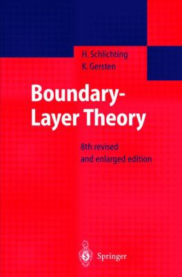 Boundary-Layer Theory 9783540662709