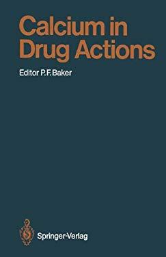 Calcium in Drug Actions 9783540174110