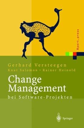 Change Management Bei Software Projekten 9783540678090