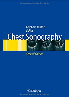 Chest Sonography 9783540724278