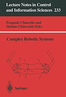 Complex Robotic Systems 9783540762652