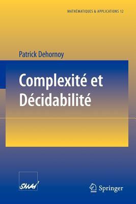 Complexit Et D Cidabilit 9783540568995