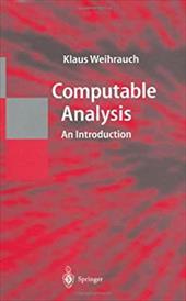 Computable Analysis: An Introduction