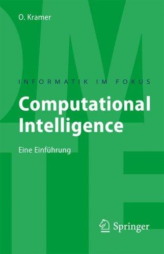 Computational Intelligence: Eine Einf Hrung