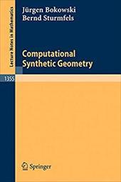 Computational Synthetic Geometry 7962817