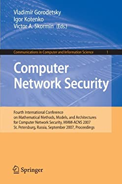 Computer Network Security 9783540739852
