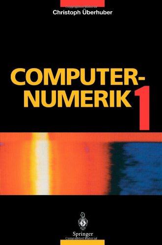 Computer-Numerik 1 9783540591511