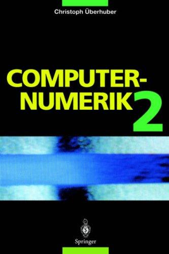 Computer-Numerik 2 9783540591528