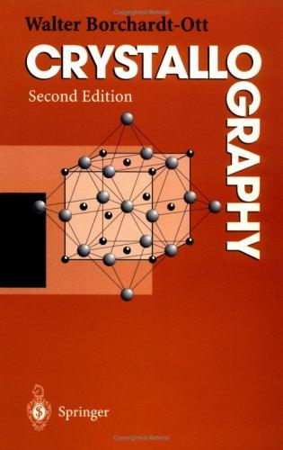 Crystallography 9783540594789