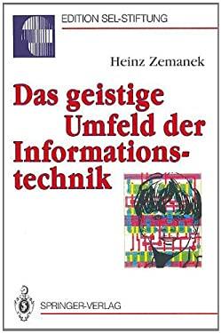 Das Geistige Umfeld Der Informationstechnik 9783540543596