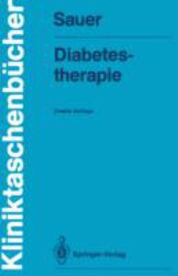 Diabetestherapie 9783540162988