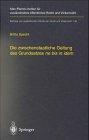 Die Zwischenstaatliche Geltung Des Grundsatzes Ne Bis in Idem: Zugleich Ein Beitrag Zur Auslegung Des Art. 103 ABS.3 Grundgesetz 9783540656739