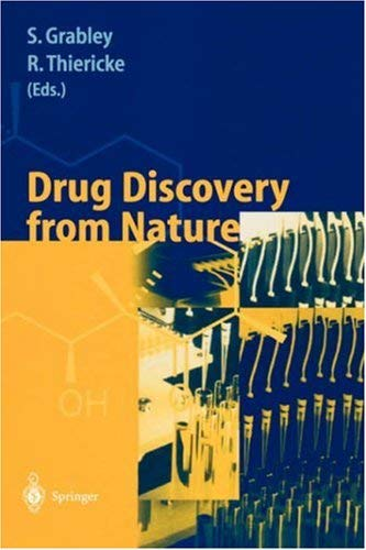 Drug Discovery from Nature 9783540648444