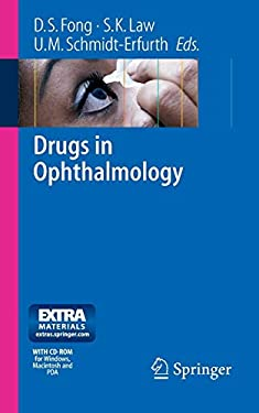 Drugs in Ophthalmology [With CDROM] 9783540234357